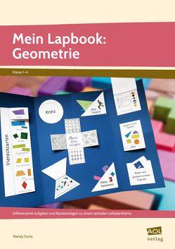 Mein Lapbook: Geometrie von Fuchs,  Mandy