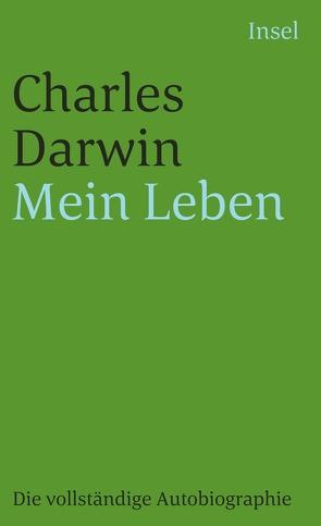 Mein Leben von Barlow,  Nora, Darwin,  Charles, Krüger,  Christa, Mayr,  Ernst