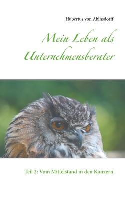 Mein Leben als Unternehmensberater von von Abinsdorff,  Hubertus