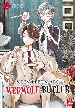 Mein Leben als Werwolf-Butler 01 von Klepper,  Alexandra, Muraoka,  Megumi