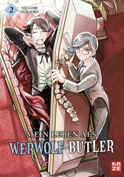 Mein Leben als Werwolf-Butler 02 von Klepper,  Alexandra, Muraoka,  Megumi
