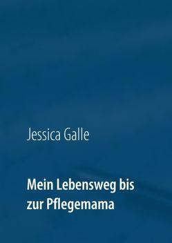Mein Lebensweg bis zur Pflegemama von Galle,  Jessica