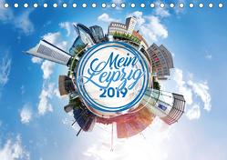 Mein Leipzig (Tischkalender 2019 DIN A5 quer) von Seidel,  Falko