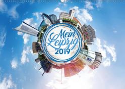 Mein Leipzig (Wandkalender 2019 DIN A2 quer) von Seidel,  Falko