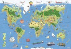 Mein Lernposter: VE 5 Die Welt