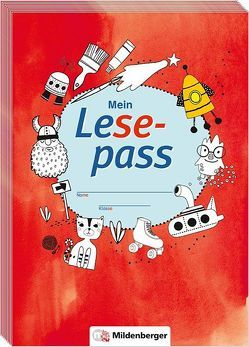 Mein Lesepass (VPE 10)