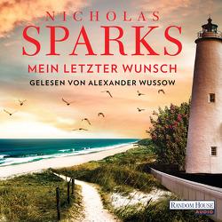 Mein letzter Wunsch von Finke,  Astrid, Sparks,  Nicholas, Wussow,  Alexander