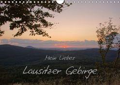 Mein liebes Lausitzer Gebirge (Wandkalender 2019 DIN A4 quer) von Großpietsch,  Frank