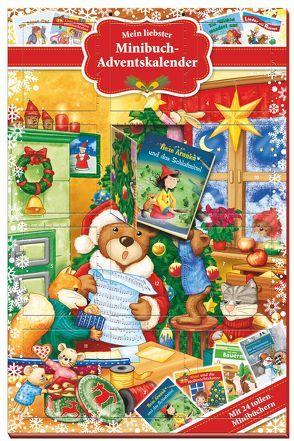 Mein liebster Minibuch-Adventskalender von Nelson Verlag