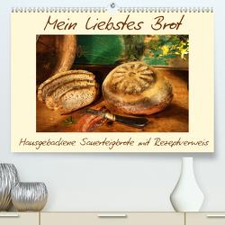 Mein liebstes Brot(Premium, hochwertiger DIN A2 Wandkalender 2020, Kunstdruck in Hochglanz) von Feix,  Ola
