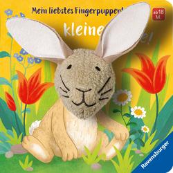 Mein liebstes Fingerpuppenbuch: Hallo, kleiner Hase! von Faust,  Christine, Penners,  Bernd