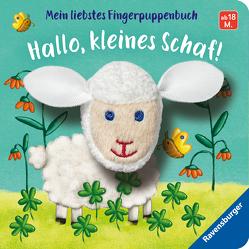 Mein liebstes Fingerpuppenbuch: Hallo, kleines Schaf! von Badstuber,  Martina, Penners,  Bernd