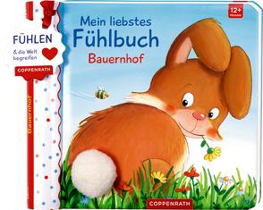 Mein liebstes Fühlbuch: Bauernhof von Kraushaar,  Sabine