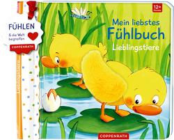 Mein liebstes Fühlbuch: Lieblingstiere von Kraushaar,  Sabine