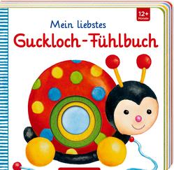 Mein liebstes Guckloch-Fühlbuch von Peikert,  Marlit