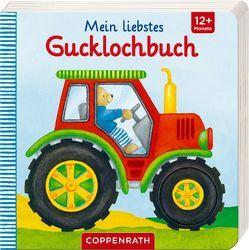 Mein liebstes Gucklochbuch von Peikert,  Marlit