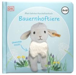 Mein liebstes Kuscheltierbuch. Bauernhoftiere von Grimm,  Sandra