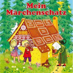 Mein liebstes Märchenbuch – die schönsten 7 Grimms Märchen + CD