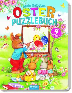 Mein liebstes Oster – Puzzlebuch