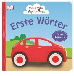 Mein liebstes Pop-up-Buch. Erste Wörter von Grimm,  Sandra