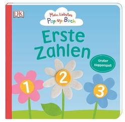 Mein liebstes Pop-up-Buch. Erste Zahlen von Grimm,  Sandra