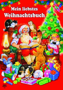 Mein liebstes Weihnachtsbuch 96 Seiten von Aigner,  A., Berger,  I., Kuhn,  F., L.,  Birkinshaw, Urteil,  S.