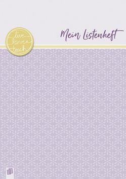Mein Listenheft für den Schulalltag A4 live – love – teach von Verlag an der Ruhr,  Redaktionsteam
