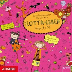 Mein Lotta-Leben. Das reinste Katzentheater [9] / Der Schuh des Känguru [10] von Kultscher,  Katinka, Pantermüller,  Alice