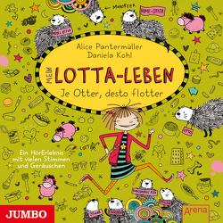 Mein Lotta-Leben. Je Otter, desto flotter von Kultscher,  Katinka, Pantermüller,  Alice