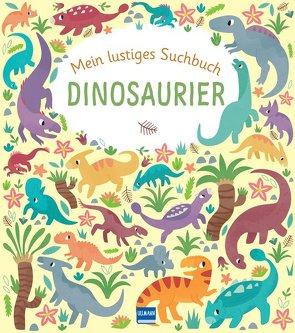Mein lustiges Suchbuch – Dinosaurier von Regan,  Lisa, Stamper,  Claire, Wellner-Kempf,  Anke