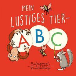 Mein lustiges Tier-ABC VE 5 Exemplare von Grunske,  Karoline, Hellbach,  Beate