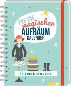 Mein magischer Aufräumkalender 2019