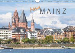 Mein Mainz (Wandkalender 2019 DIN A4 quer) von Scherf,  Dietmar