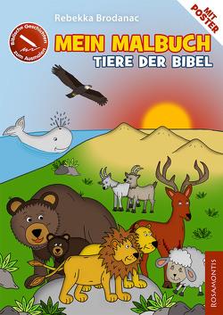 Mein Malbuch von Brodanac,  Rebekka