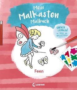 Mein Malkasten-Malbuch – Feen von Labuch,  Kristin