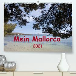 Mein Mallorca (Premium, hochwertiger DIN A2 Wandkalender 2021, Kunstdruck in Hochglanz) von r.gue.