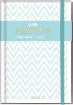Mein Masterplan – Buchkalender 2019