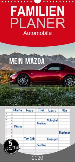 Mein Mazda – Familienplaner hoch (Wandkalender 2020 , 21 cm x 45 cm, hoch) von Gospodarek,  Mikolaj