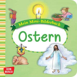 Mein Mini-Bilderbuch: Ostern von Funke,  Gertraud, Hebert,  Esther, Rensmann,  Gesa