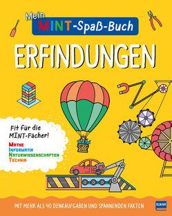 Mein MINT-Spaßbuch: Erfindungen von Virr,  Paul