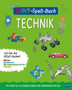 Mein MINT-Spaßbuch: Technik von Sipi,  Claire