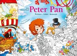 Mein Mitmachbuch: Peter Pan von Attanasio,  Fabiana