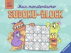 Mein monsterstarker Sudoku-Block von Surikov,  Anastasia