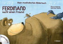 Mein musikalisches Bilderbuch (Bd. 2) – Ferdinand sucht einen Freund von Hoefs,  Hartmut, Köhnen,  Maria