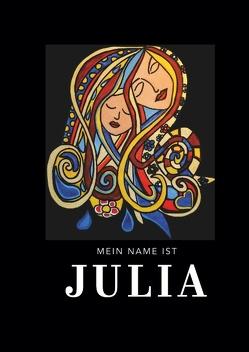 Mein Name ist Julia von Keller,  Julia