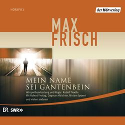 Mein Name sei Gantenbein von Altrichter,  Dagmar, Freitag,  Robert Peter, Frisch,  Max, Noelte,  Rudolf, Spoerri,  Miriam