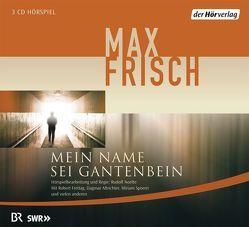 Mein Name sei Gantenbein von Altrichter,  Dagmar, Freitag,  Robert Peter, Frisch,  Max, Kutschera,  Franz, Noelte,  Rudolf, Spoerri,  Miriam