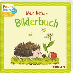 Mein Natur-Bilderbuch von Fleßner,  Hannah, Reckers,  Sandra