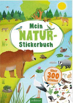 Mein Natur-Stickerbuch von Schumacher,  Timo