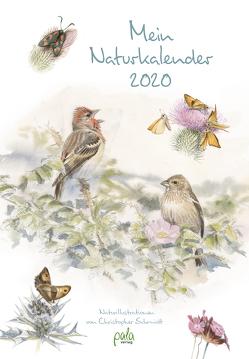 Mein Naturkalender 2020 von Schmidt,  Christopher